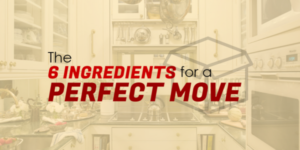 6 ingredients for a perfect move