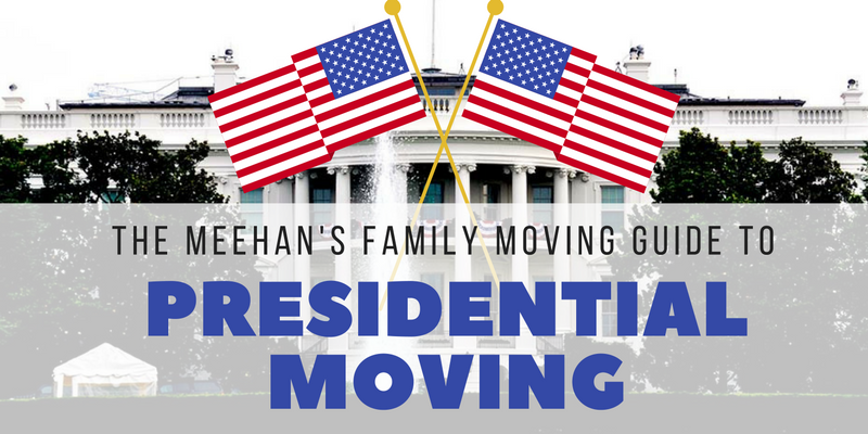 white house moving