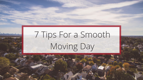 Moving Tips from Meehan's